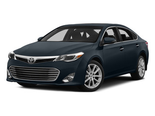 Cosmic Gray Mica 2015 Toyota Avalon Pictures Avalon Sedan 4D XLE V6 photos front view