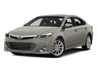 Creme Brulee Mica 2015 Toyota Avalon Pictures Avalon Sedan 4D XLE V6 photos front view