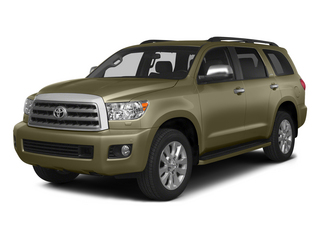 Pyrite Mica 2015 Toyota Sequoia Pictures Sequoia Utility 4D Limited 2WD V8 photos front view