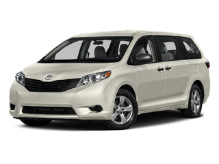 Blizzard Pearl 2015 Toyota Sienna Pictures Sienna Wagon 5D Limited AWD V6 photos front view