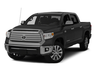 Attitude Black Metallic 2015 Toyota Tundra 4WD Truck Pictures Tundra 4WD Truck Limited CrewMax 4WD photos front view