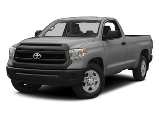 Silver Sky Metallic 2015 Toyota Tundra 4WD Truck Pictures Tundra 4WD Truck SR 4WD photos front view