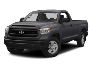 Magnetic Gray Metallic 2015 Toyota Tundra 4WD Truck Pictures Tundra 4WD Truck SR 4WD photos front view