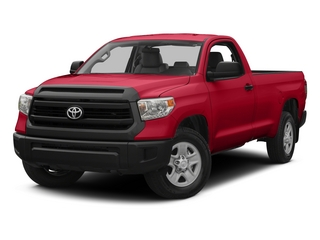 Radiant Red 2015 Toyota Tundra 4WD Truck Pictures Tundra 4WD Truck SR 4WD photos front view