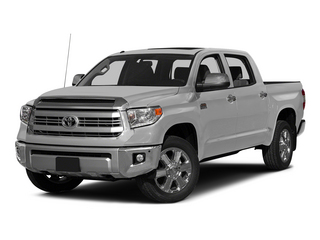 Silver Sky Metallic 2015 Toyota Tundra 2WD Truck Pictures Tundra 2WD Truck 1794 Edition Crew Cab 2WD photos front view