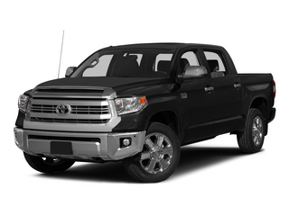 Attitude Black Metallic 2015 Toyota Tundra 2WD Truck Pictures Tundra 2WD Truck 1794 Edition Crew Cab 2WD photos front view
