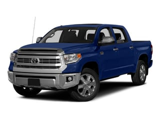 Blue Ribbon Metallic 2015 Toyota Tundra 2WD Truck Pictures Tundra 2WD Truck 1794 Edition Crew Cab 2WD photos front view