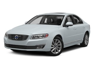 Ice White 2015 Volvo S80 Pictures S80 Sedan 4D T6 Platinum AWD Turbo photos front view