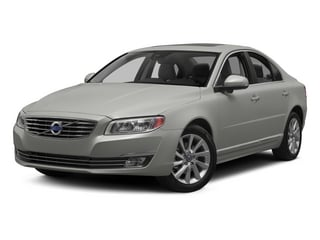 Bright Silver Metallic 2015 Volvo S80 Pictures S80 Sedan 4D T6 Platinum AWD Turbo photos front view