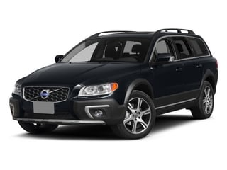 Black Sapphire Metallic 2015 Volvo XC70 Pictures XC70 Wagon 4D T6 Platinum AWD Turbo photos front view