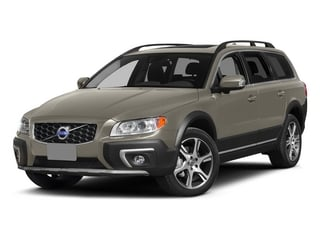 Seashell Metallic 2015 Volvo XC70 Pictures XC70 Wagon 4D T6 Platinum AWD Turbo photos front view
