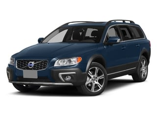 Caspian Blue Metallic 2015 Volvo XC70 Pictures XC70 Wagon 4D T6 Platinum AWD Turbo photos front view