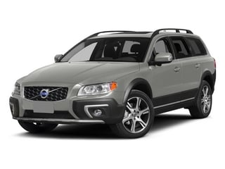 Bright Silver Metallic 2015 Volvo XC70 Pictures XC70 Wagon 4D T6 Platinum AWD Turbo photos front view