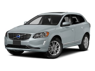Ice White 2015 Volvo XC60 Pictures XC60 Utility 4D T5 Platinum AWD I5 Turbo photos front view