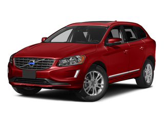 Flaminco Red Metallic 2015 Volvo XC60 Pictures XC60 Utility 4D T5 Platinum AWD I5 Turbo photos front view