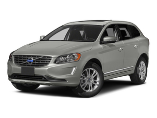 Bright Silver Metallic 2015 Volvo XC60 Pictures XC60 Utility 4D T5 Platinum AWD I5 Turbo photos front view