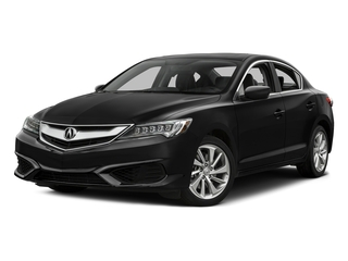 Crystal Black Pearl 2016 Acura ILX Pictures ILX Sedan 4D I4 photos front view