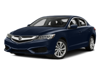 Catalina Blue Pearl 2016 Acura ILX Pictures ILX Sedan 4D I4 photos front view