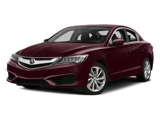 Basque Red Pearl II 2016 Acura ILX Pictures ILX Sedan 4D I4 photos front view
