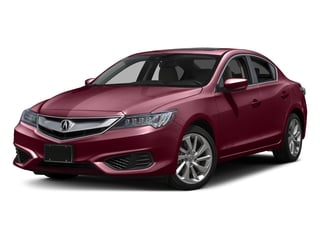 Basque Red Pearl II 2016 Acura ILX Pictures ILX Sedan 4D Technology Plus I4 photos front view