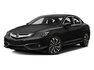 Crystal Black Pearl 2016 Acura ILX Pictures ILX Sedan 4D Premium A-SPEC I4 photos front view