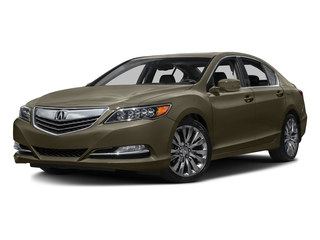 Gilded Pewter Metallic 2016 Acura RLX Pictures RLX Sedan 4D Technology V6 photos front view