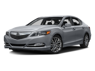 Slate Silver Metallic 2016 Acura RLX Pictures RLX Sedan 4D Technology V6 photos front view