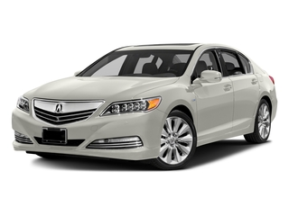 Bellanova White Pearl 2016 Acura RLX Pictures RLX Sedan 4D Advance AWD V6 Hybrid photos front view