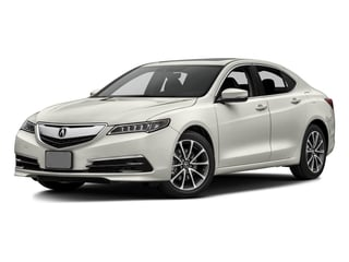 Bellanova White Pearl 2016 Acura TLX Pictures TLX Sedan 4D Technology V6 photos front view