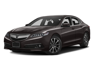 Black Copper Pearl 2016 Acura TLX Pictures TLX Sedan 4D Advance V6 photos front view