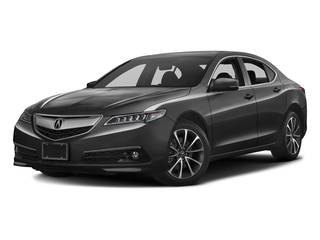 Graphite Luster Metallic 2016 Acura TLX Pictures TLX Sedan 4D Advance V6 photos front view