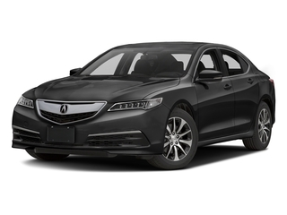 Crystal Black Pearl 2016 Acura TLX Pictures TLX Sedan 4D I4 photos front view