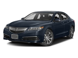 Fathom Blue Pearl 2016 Acura TLX Pictures TLX Sedan 4D Technology I4 photos front view