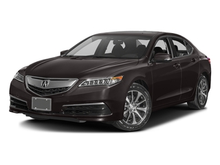 Black Copper Pearl 2016 Acura TLX Pictures TLX Sedan 4D Technology I4 photos front view