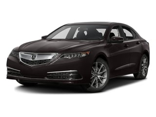 Black Copper Pearl 2016 Acura TLX Pictures TLX Sedan 4D V6 photos front view
