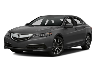 Graphite Luster Metallic 2016 Acura TLX Pictures TLX Sedan 4D Technology AWD V6 photos front view