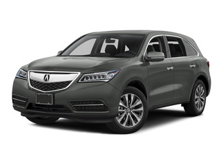 Forest Mist Metallic 2016 Acura MDX Pictures MDX Utility 4D Technology 2WD V6 photos front view
