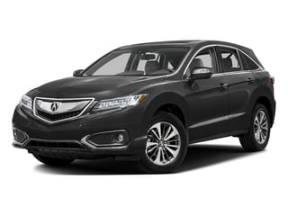 Graphite Luster Metallic 2016 Acura RDX Pictures RDX Utility 4D Advance 2WD V6 photos front view
