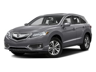 Slate Silver Metallic 2016 Acura RDX Pictures RDX Utility 4D Advance 2WD V6 photos front view