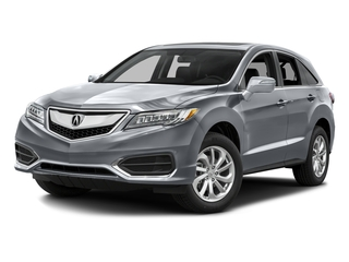 Slate Silver Metallic 2016 Acura RDX Pictures RDX Utility 4D Technology AWD V6 photos front view