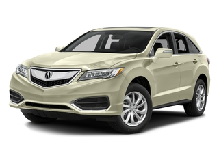 White Diamond Pearl 2016 Acura RDX Pictures RDX Utility 4D Technology AWD V6 photos front view