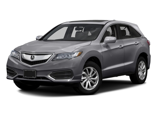 Slate Silver Metallic 2016 Acura RDX Pictures RDX Utility 4D Technology 2WD V6 photos front view