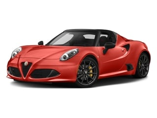 Rosso Alfa 2016 Alfa Romeo 4C Pictures 4C Convertible 2D Spyder I4 Turbo photos front view