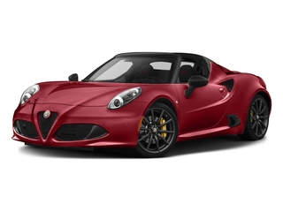 Rosso Competizione Tri-Coat 2016 Alfa Romeo 4C Pictures 4C Convertible 2D Spyder I4 Turbo photos front view