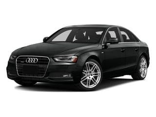 Mythos Black Metallic 2016 Audi A4 Pictures A4 Sedan 4D 2.0T Premium 2WD photos front view