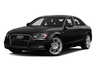Brilliant Black 2016 Audi A4 Pictures A4 Sedan 4D 2.0T Premium 2WD photos front view