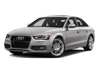 Florett Silver Metallic 2016 Audi A4 Pictures A4 Sedan 4D 2.0T Premium 2WD photos front view