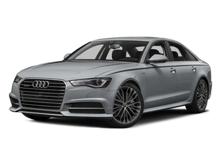 Tornado Gray Metallic 2016 Audi A6 Pictures A6 Sedan 4D 2.0T Premium Plus AWD photos front view