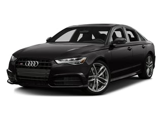 Oolong Gray Metallic 2016 Audi S6 Pictures S6 Sedan 4D S6 Premium Plus AWD photos front view