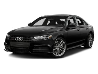 Brilliant Black 2016 Audi S6 Pictures S6 Sedan 4D S6 Premium Plus AWD photos front view